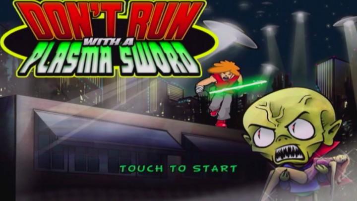 Don't Run With a Plasma Sword - сплав самых ярких элементов поп-культуры в одной игре