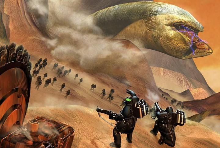 Dune 2 – лучшая стратегия всех времен отныне адаптирована для платформы Android