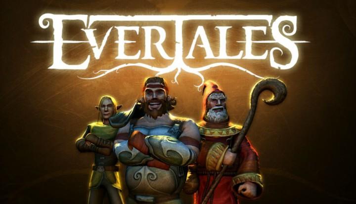 Evertales – лучшая графика в истории Android игр
