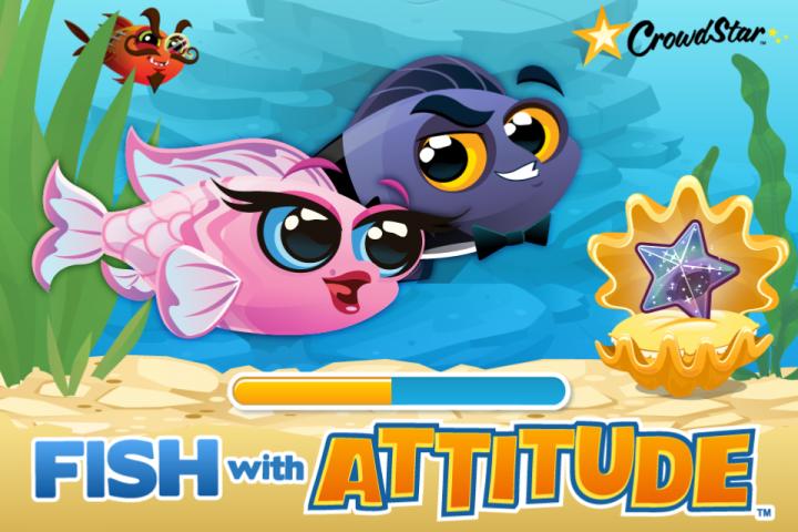 Fish with Attitude – эксклюзивный аквариумный симулятор для пользователей Android