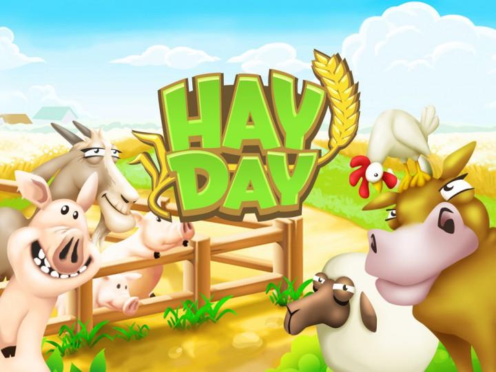 Hay Day - ферма от создателей Clash Of Clans на вашем Android устройстве