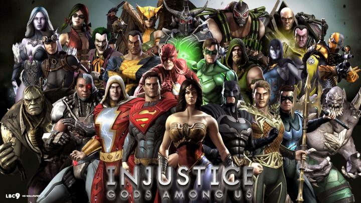 Injustice: Gods Among Us - файтинг с участием супергероев вселенной DC для Android