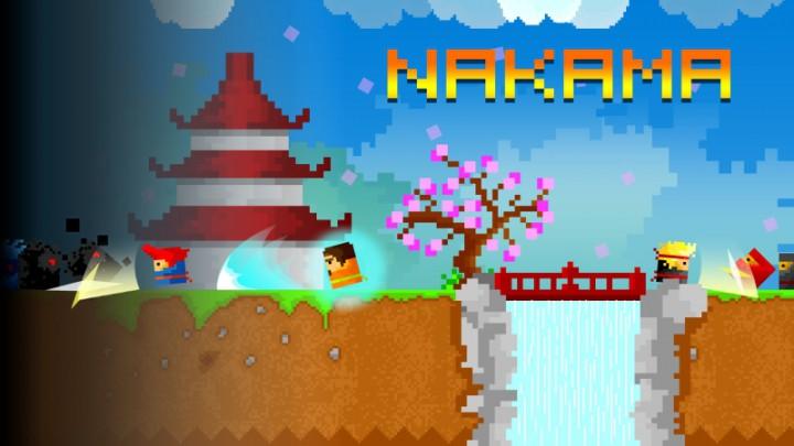 Nakama - 8-битные приключения воина ниндзя на Android