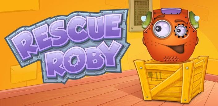 Rescue Roby – занимательный и отныне совершенно бесплатный квест для вашего Android