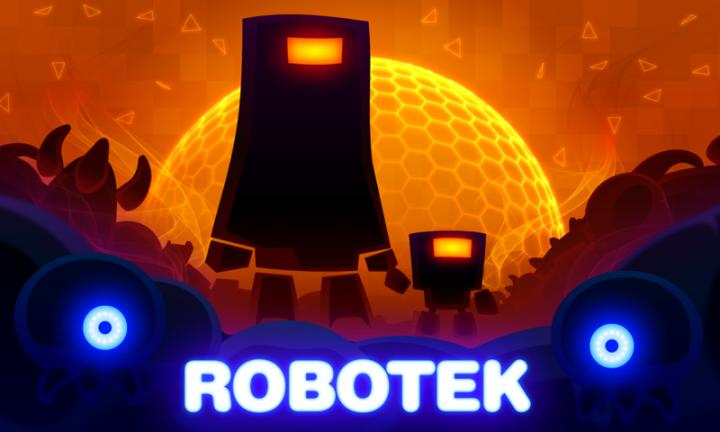 Robotek – уникальная многожанровая аркада для вашего Android