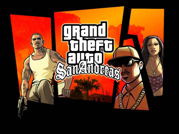 Grand Theft Auto: San Andreas - культовая игра добралась и до Android