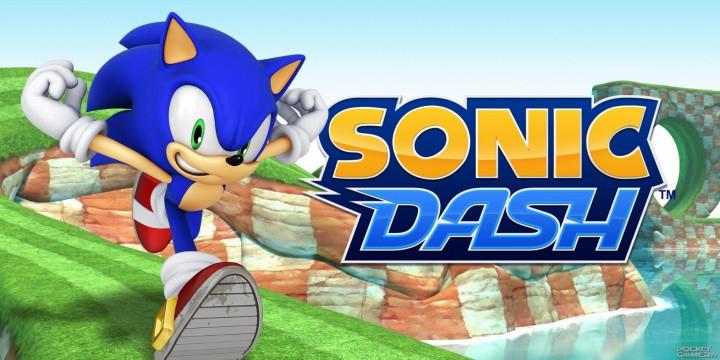 Sonic Dash - бесконечный раннер с любимым персонажем