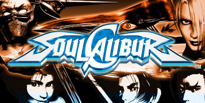 Soul Calibur - культовый 3D фатинг теперь и на Android