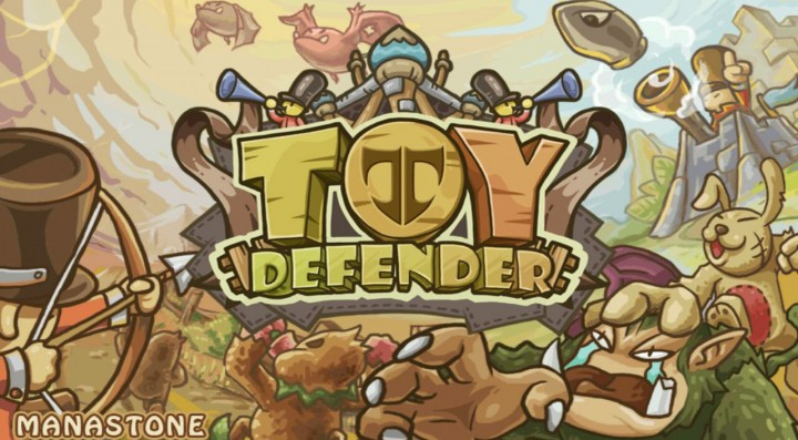 Toy Defender R – оборона сна на Android