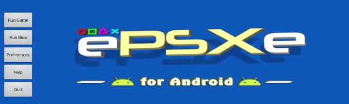 ePSXe – удобный эмулятор Sony PlayStation на вашем Android устройстве