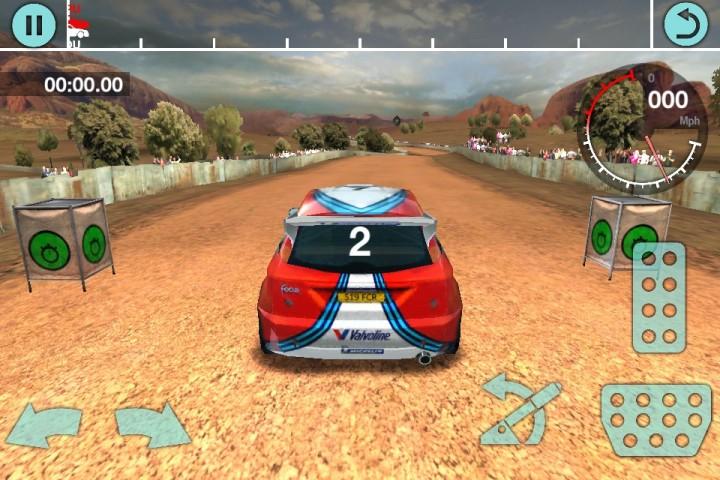 Colin McRae Rally - культовый симулятор для всех любителей автогонок