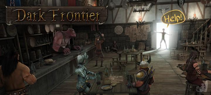 Dark Frontier – оборона пограничных поселений на Android