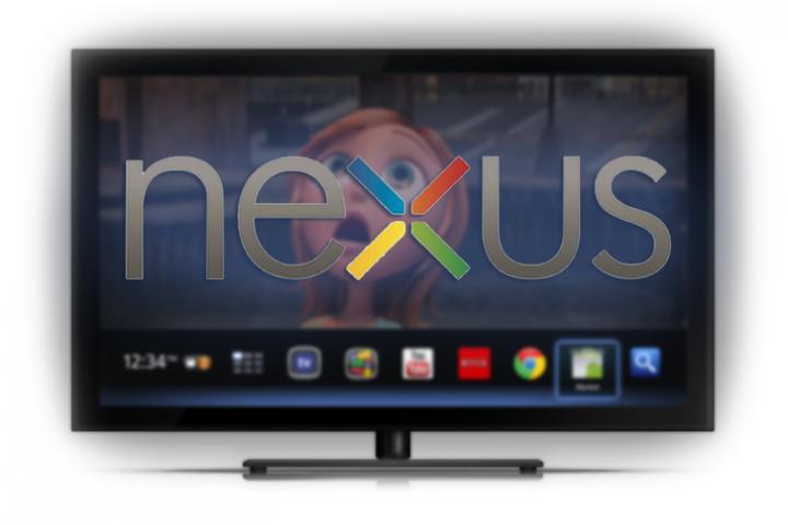 Google Nexus TV – первый телевизов в линейке Nexus