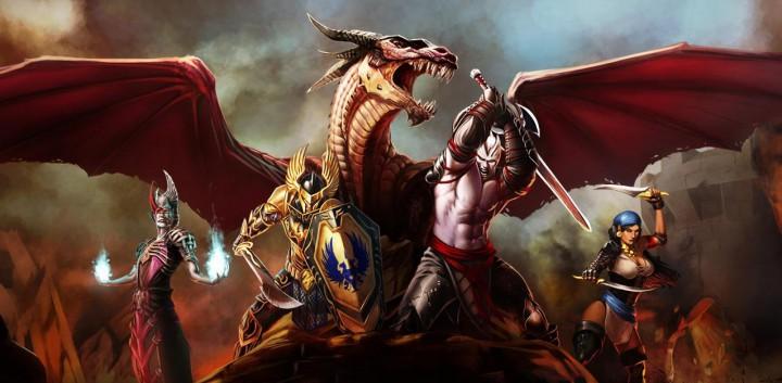 Heroes of Dragon Age - покорение легендарной вселенной на Android