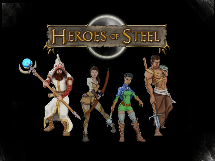 Heroes of Steel – RPG с большими амбициями