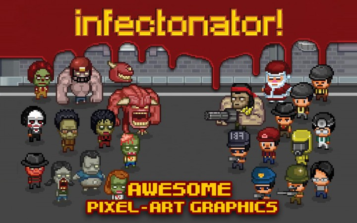 Infectonator и Infectonator Hot Chase - зомби-апокалипсис на Android