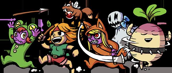 Ittle Dew – инди-игра для всех любителей The Legend of Zelda