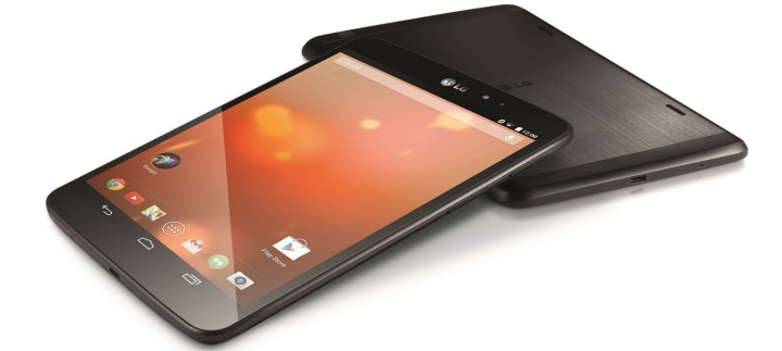 LG G Pad 8.3 Google Play Edition - золотая середина между 7 и 10-дюймовыми планетами
