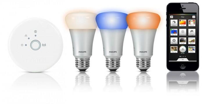 Philips Hue – дистанционное управление освещением вашего дома