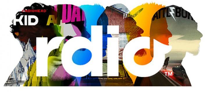 Rdio – музыкальное приложение для Android с доступом к одноименному сервису