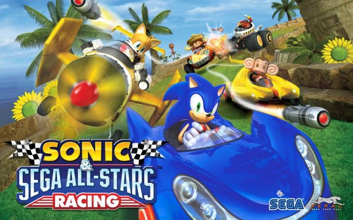 Sonic & SEGA All-Stars Racing – гоночная аркада с известными героями игр SEGA для пользователей Android