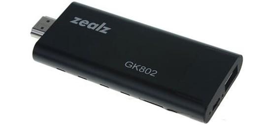 Zealz GK802 Android Mini PC
