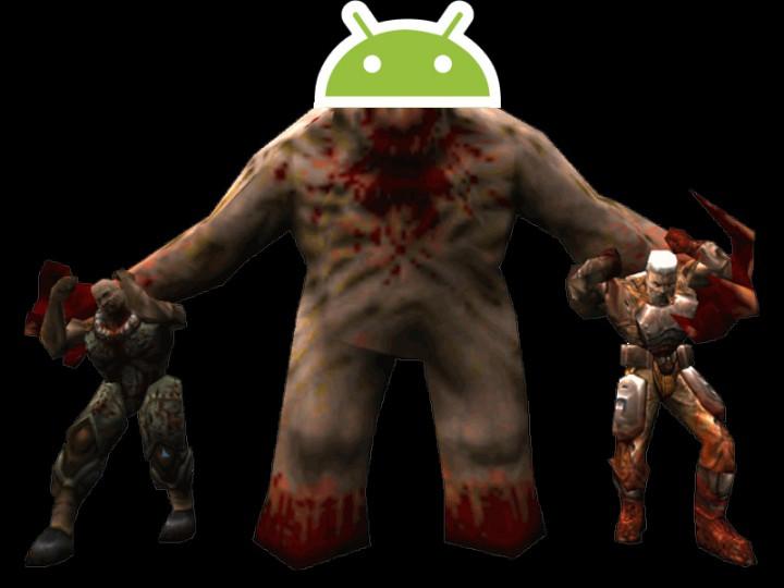Лучшие раритетные шутеры на Android