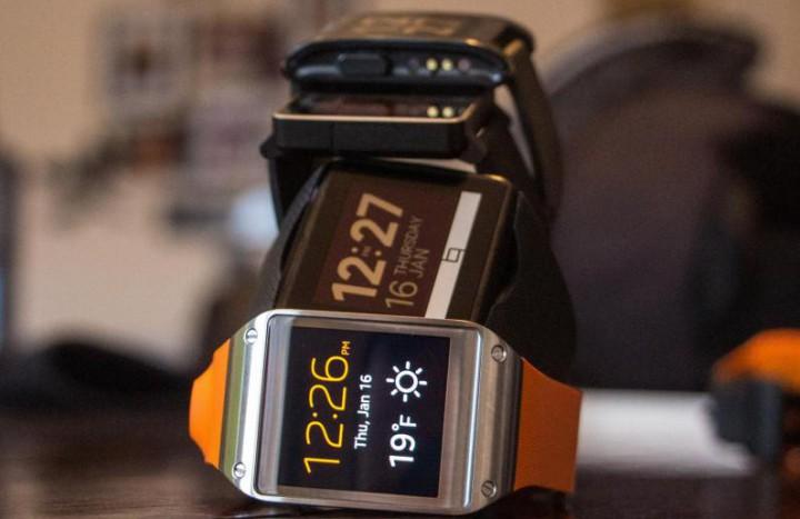 Лучшие умные часы, которые можно найти в продаже на начало 2014 года
