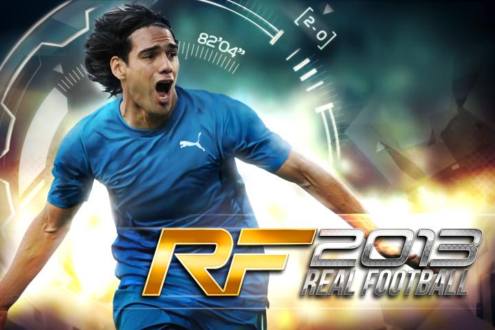 Реальный Футбол 2013 (Real Football 2013) – новая версия популярного футбольного симулятора на Android