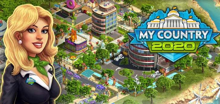 Строим город будущего с игрой 2020: Моя Cтрана (2020: My Country) для Android