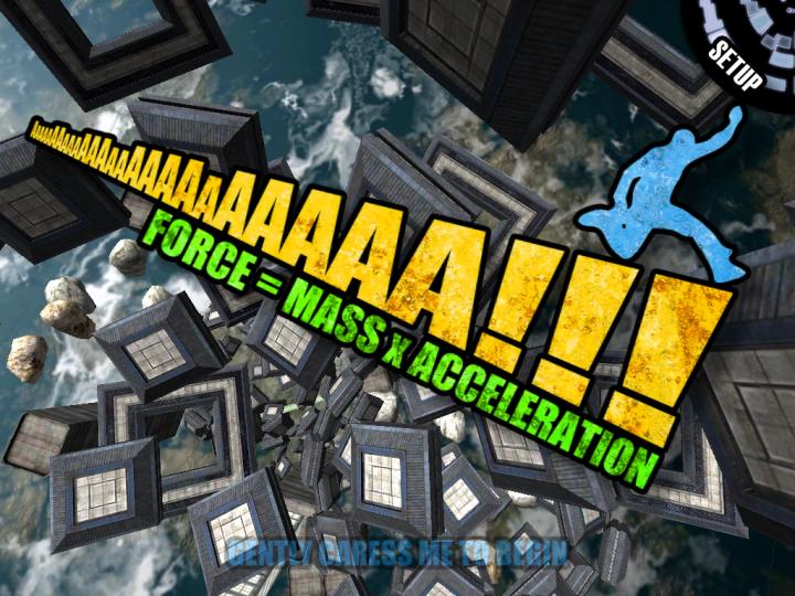 AaaaaAAaaaAAAaaAAAAaAAAAA!!! – симулятор свободного падения