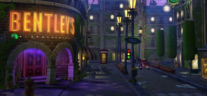 Bentley's Hackpack – набор мини-игр по мотивам Sly Cooper