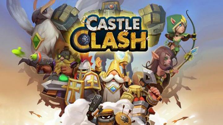 Castle Clash (Битва Замков) – популярная онлайн стратегия на Android