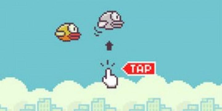 Flappy Bird – новый супер хит покоряет Android (apk)
