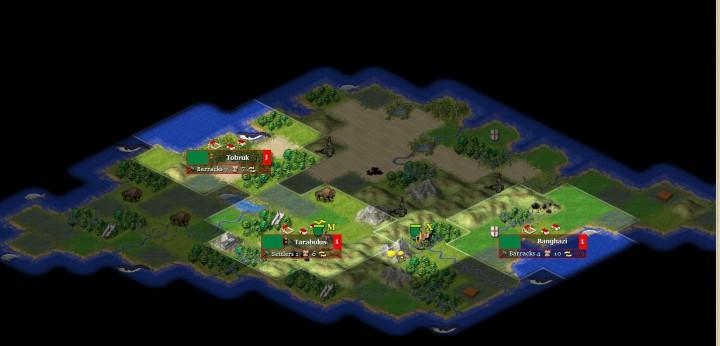 Freeciv – свободная интерпретация классической Civilization II на Android