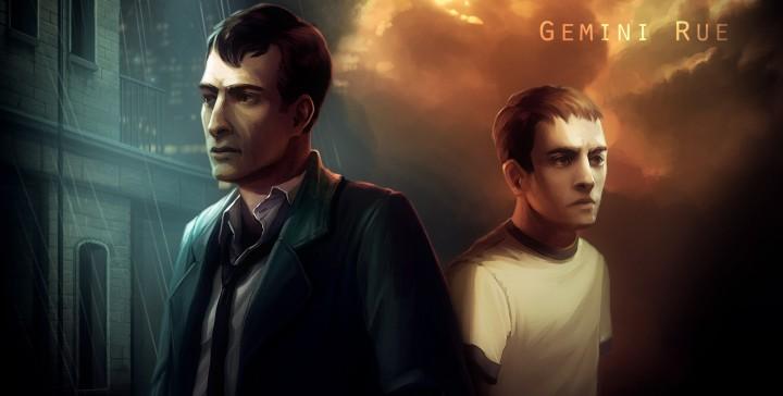 Gemini Rue – квест в лучших традициях Blade Runner и Beneath a Steel Sky