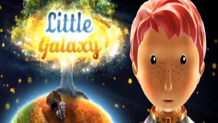 Little Galaxy – межпланетные путешествия на Android