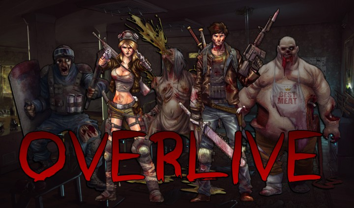 Overlive – самая необычная Android RPG про зомби