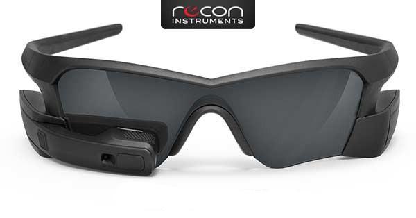 Recon Jet – очки дополненной реальности от Recon Instruments