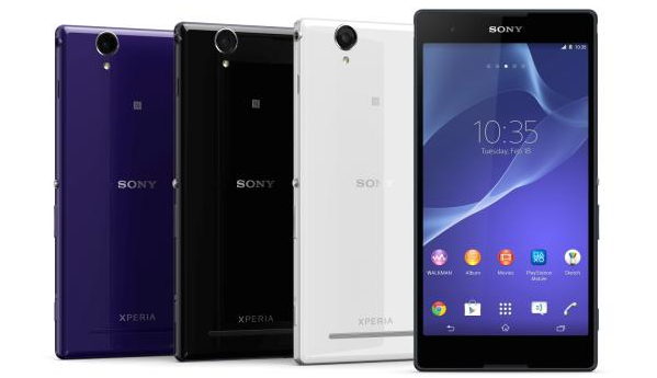 Sony Xperia T2 Ultra – огромный смартфон с серьезным железом по доступной цене