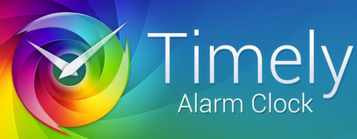 Timely – лучший будильник для Android