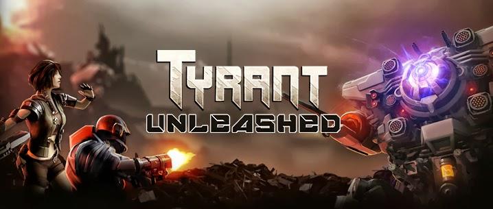 Tyrant Unleashed – стратегическая карточная аркада для пользователей Android