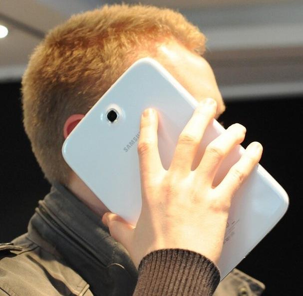Большие Android смартфоны