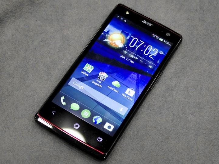 Acer Liquid E3 – отличный смартфон с дополнительными возможностями