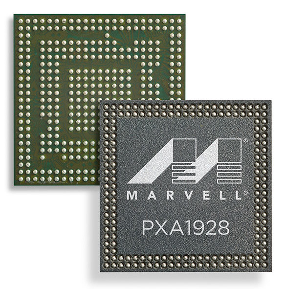 Armada PXA1928 SoC – новый 64-битный чип от Marvell