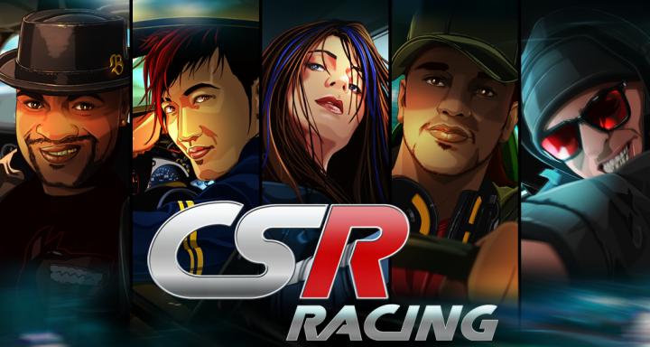 CSR Racing – самый реалистичный гоночный симулятор на Android