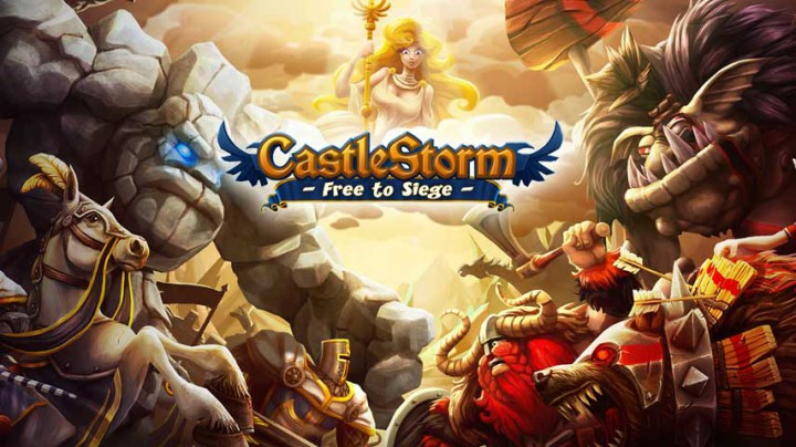 CastleStorm – Free to Siege – tower defense с увлекательным сюжетом и насыщенным геймплеем