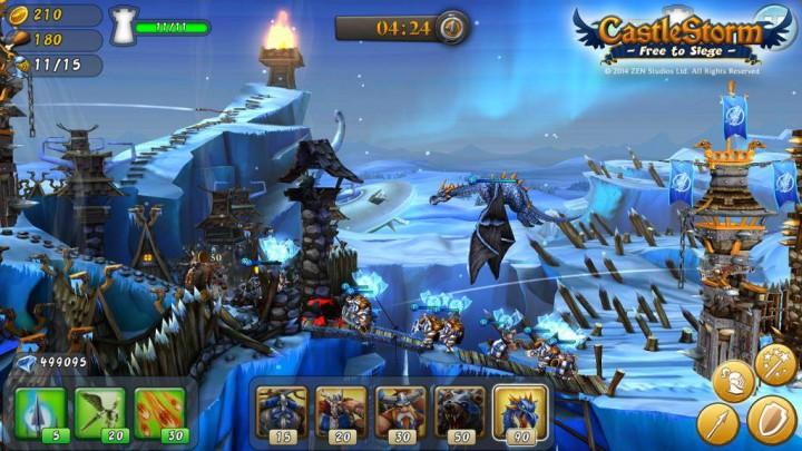 CastleStorm – Free to Siege