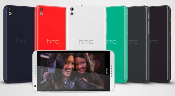 Desire 816 – попытка HTC сделать доступный смартфон с солидной начинкой