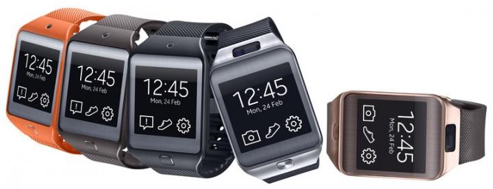 Gear 2 и Gear 2 Neo – представители нового поколения умных часов от Samsung